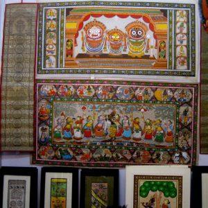 Odisha Patachitra